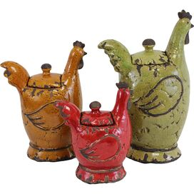 3-Piece Constance Jar Set