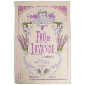 Eau de Lavande Tea Towel