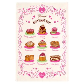 Patisseries Dishtowel