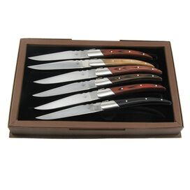 7-Piece Jacques Steak Knife Set