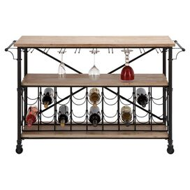 Westfeldt Bar Cart