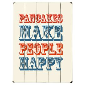 Pancakes Wall Decor