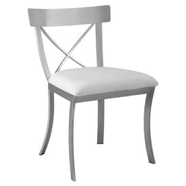 Status Side Chair in White