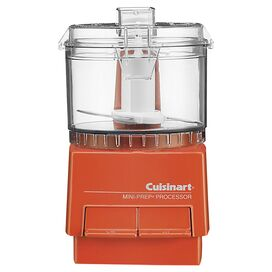 Cusinart Mini-Prep Food Processor in Orange