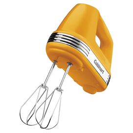 Cuisinart Power Advantage 5-Speed Hand Mixer in Dark Yellow