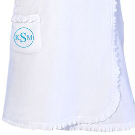 Personalized Spa Towel Wrap