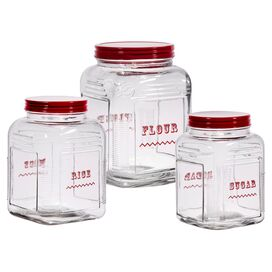 3-Piece Allgood Canister Set