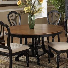 Keaton Dining Table in Black