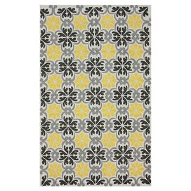 Idina Rug in Yellow
