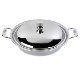 40th Anniversary Stainless Steel Casserole