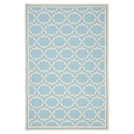 Aisha Rug in Light Blue