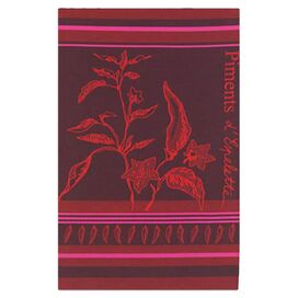 Piments Tea Towel