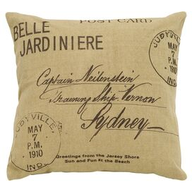Belle Jardiniere Pillow