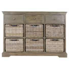 Simone Sideboard in Grey