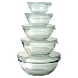 10-Piece Norpo Bowl Set