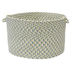 Carousel Indoor/Outdoor Utility Basket in Sky High