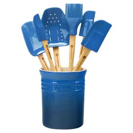 Le Creuset 7 Piece Spatula Set in Marseille