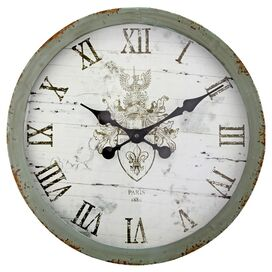 Spes Bona Wall Clock