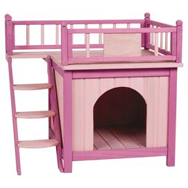 Princess Palace Indoor/Outdoor Pet House