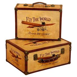 2-Piece Fly the World Box Set