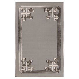 Sutter Rug in Dove Gray