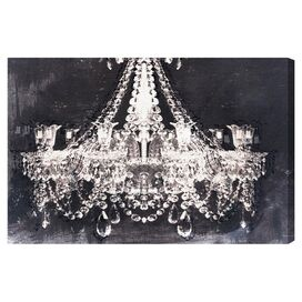 Oliver Gal & Co. Dramatic Entrance Canvas Print