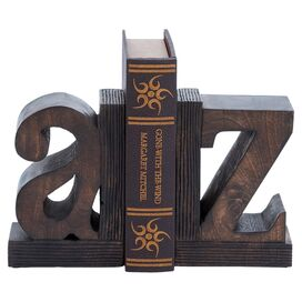 Alphabet Bookend
