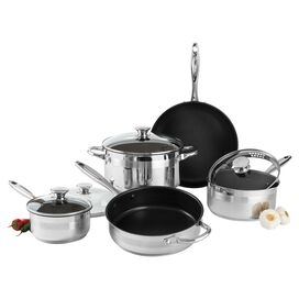 9-Piece Wolfgang Puck Cookware Set