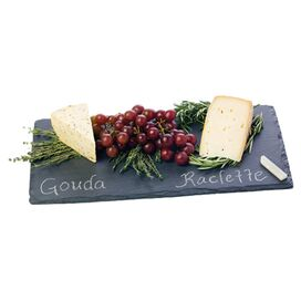 Marco Slate Cheese Board & Chalk