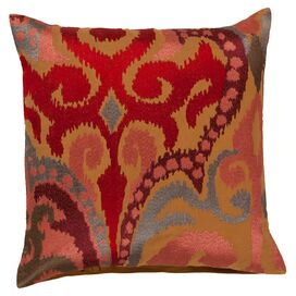 Aspera Pillow in Caramel
