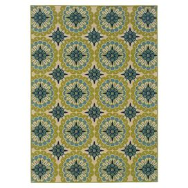 Meliza Rug in Green