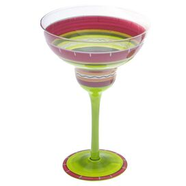 Hot Tamale Margarita Glass