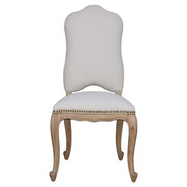 Emilia Side Chair in Gray