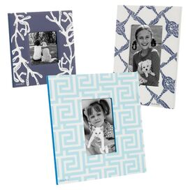 3-Piece Casco Bay Picture Frame Set