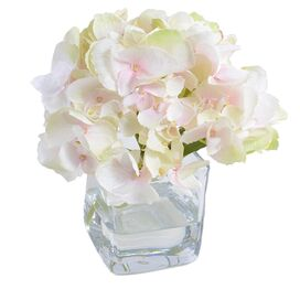 New Growth Designs Faux Hydrangea Arrangement IV