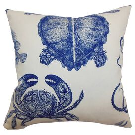 Torta Pillow in Navy