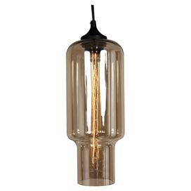 Tastrup Pendant in Brown