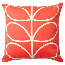 Stem Pillow in Red