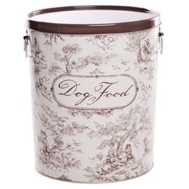 Harry Barker Toile Food Canister