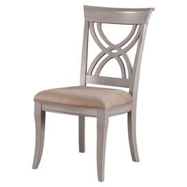 Brighton Side Chair in Grey