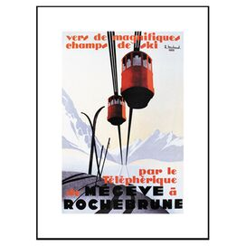 Rochebrune Framed Print