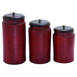3-Piece Vergennes Canister Set