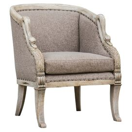 Swan Lake Arm Chair