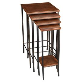 4 Piece Hudson Nesting Table Set
