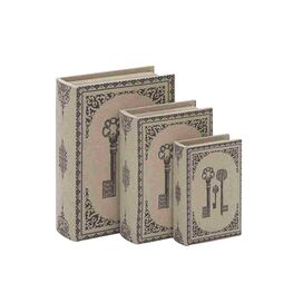 3-Piece Sunningdale Book Box Set