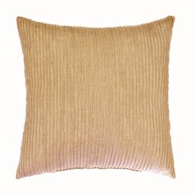Sacra Pillow in Champagne