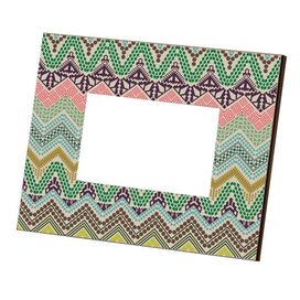 Pearla Picture Frame in Green