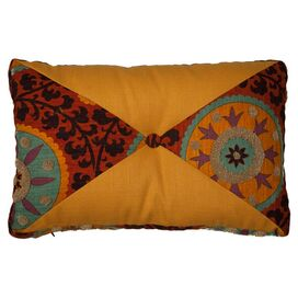 Hindy Pillow in Rust