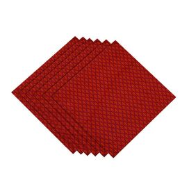 Blaze Napkin in Red