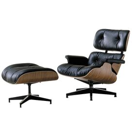 Herman Miller Eames® Lounge and Ottoman
